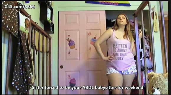 主観で赤ん坊になったあなたを甘やかしてくれます