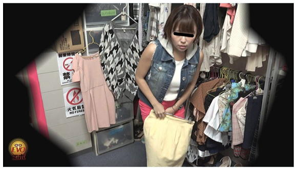 学習塾トイレ隠撮 女子学生行列中おしっこ漏らし