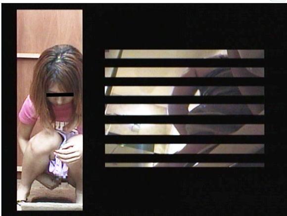 [個・流出]ビックリ映像「えっ!ここでするの?」 しちゃいけない場所でのオシッコ現場激撮!露天風呂の盗撮で偶然写ってた人には絶対見せれない超恥しい姿!!