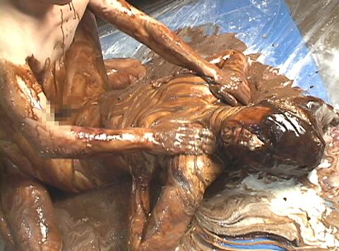 [盗撮]Wet and Messyにもほどがある!フェチ巨乳動画です。