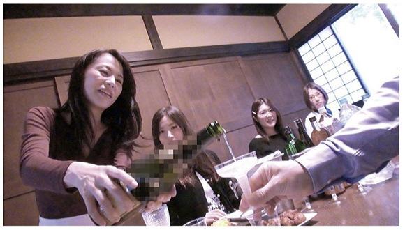 【ハーレム】ゴーゴーズ 人妻温泉忘年会~狂乱の宴2017~ side.B!ハーレム動画です!