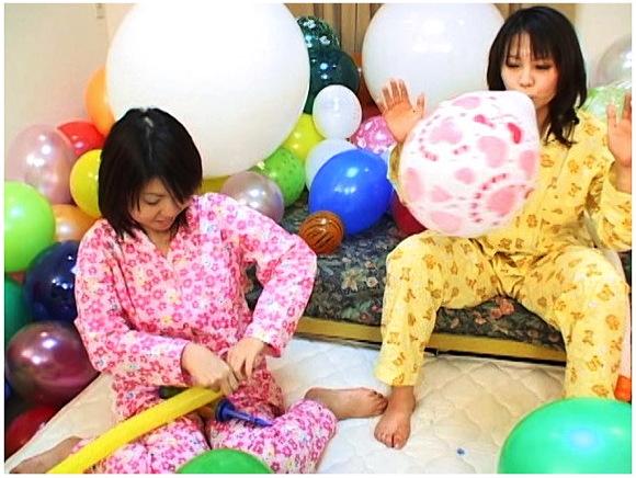 【風船+バルーン+ロリータ】【美少女+フェチ】『ラブ☆ラブ~ふうせん♪~ Vol.26』