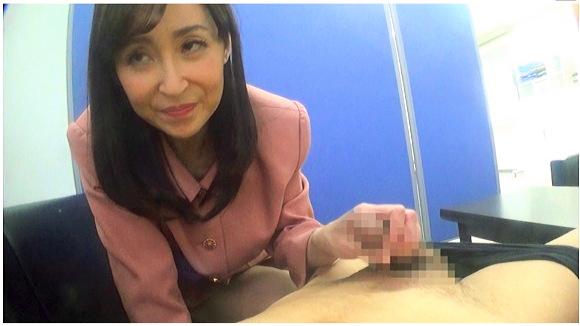 『噛みつき手コキ 麗子』香澄麗子