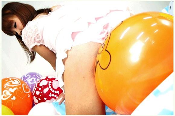 『【新特別価格】【投稿】ボクと一緒に風船遊び7 入岡 早希』【日暮里バルーン】