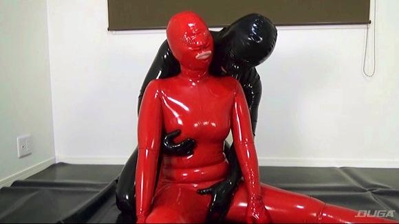 『バルーンマスク呼吸制御 ヴァギナマスク窒息イマラチオプレイ』【サンプル動画+画像27枚+MIRAIDOUGA+MIRAIDO+バルーンマスク+呼吸制御+ヴァギナマスク+メッシュのマスク+ラバーSEX】