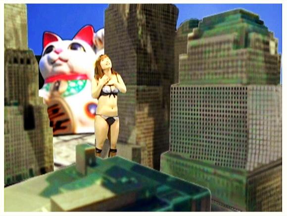 『【新特別価格】巨大すぎる君 其の七』【ギガンティス+ジャイアンティス+GTS+高身長+トールウーマン+クラッシュ+M男+Super Sonic Satellites】