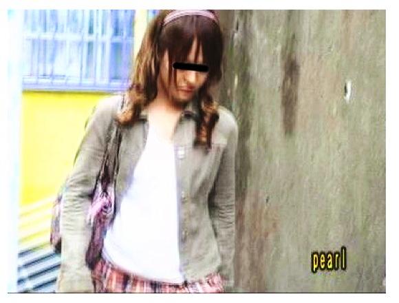 『過激映像!ズレパンTバック1』【素人ランジェリー+隠撮パンチラ+尻フェチ+マ○コ+尻チラ】