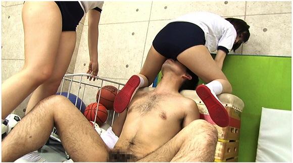 CFNM+着衣と裸+フェチ+M男