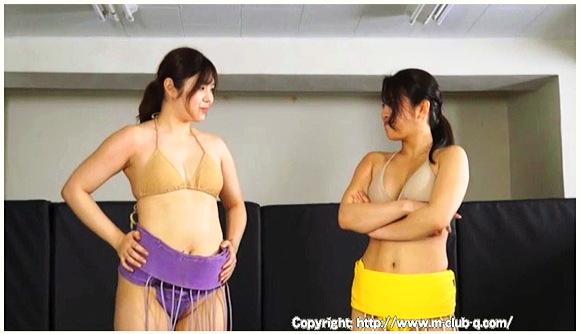 女相撲 GIRLS FIGHT CLUB-Q
