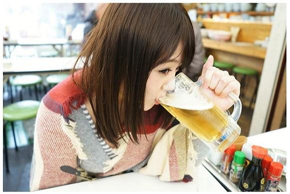 酒トーーク 昼からぶっちゃけ泥酔ハメハメ 浜崎真緒