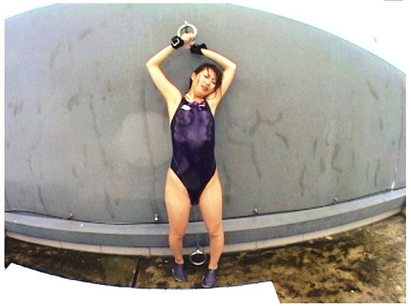 【水着+野々宮りん+ぬるぬる愛好会】『悶絶 競泳水着3』他【画像40枚】