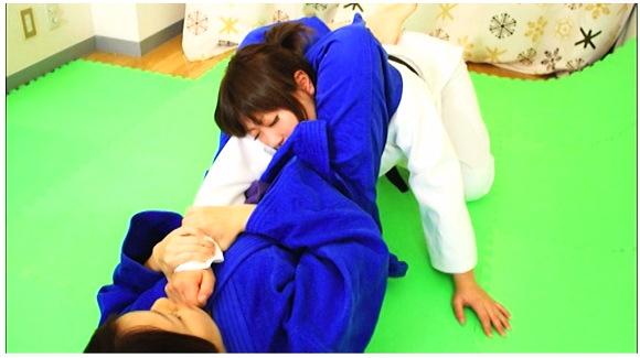 【首絞め+M格闘+アスリート+SLEEPING CATS(トラウマアート)】『残酷女子柔道部物語』他【画像40枚】