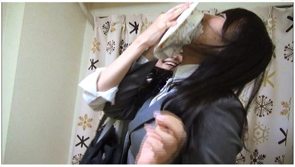 首絞め+トラウマアート+キャットファイト