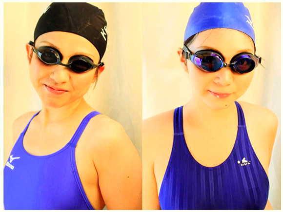 アスリート+競泳水着+スポーツ