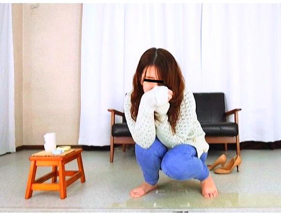 三雲亭便三+女排泄一門会