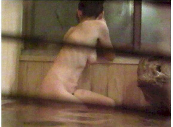 女湯+露天風呂+温泉+盗撮