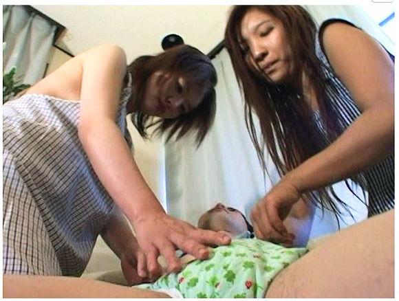 赤ちゃんプレイ+幼児プレイ+C-Format+ともみ+わかな