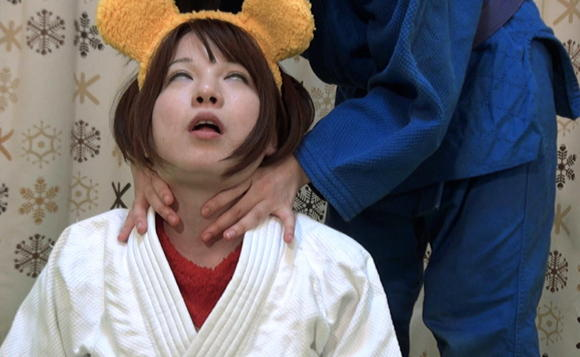 女子柔道徹底検証 絞め技で何度も失神すると落ちグセはつくのか?