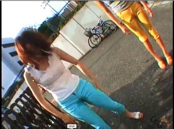 アイスマン落合 常夏みかん 吉沢ミズキ 琴弾まりえ『路上おもらし娘2』【画像10枚】