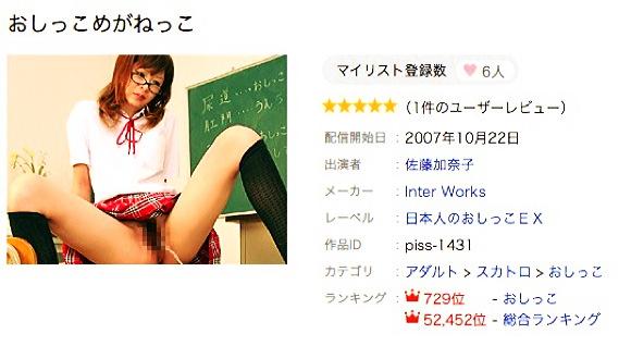 『おしっこめがねっこ』【Inter Works+日本人のおしっこEX+jk+ロリータ+女子校生】